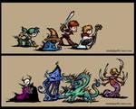 Light Warriors vs. Fiends