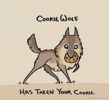 Cookie Wolf!