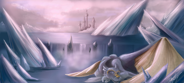 Where The Dragon Sleeps by Arreis-Kurai