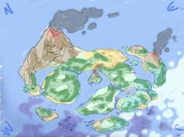 The Mento Regions new look by Pokemon-Mento
