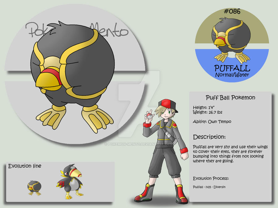Puffins pokemon