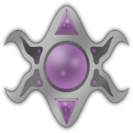 Shadow Badge by Pokemon-Mento