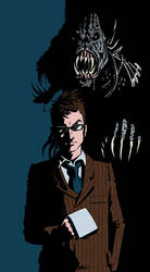Tennant's Doctor Who no.1