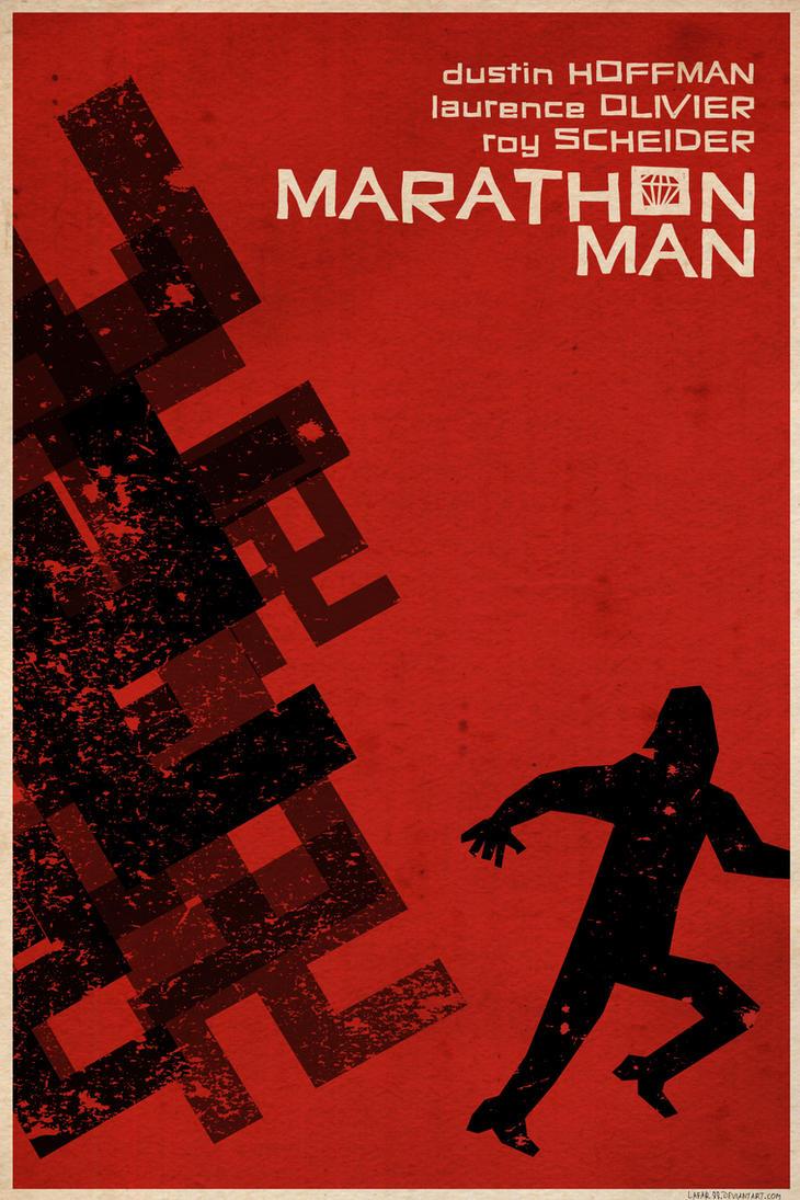 Marathon Man Movie Poster by Lafar88 on DeviantArt