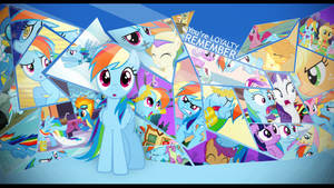 Remember Rainbow Dash