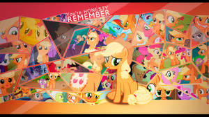 Remember Applejack by EmptyGrey
