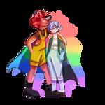 -Vermell X Elaine- canon pride ships