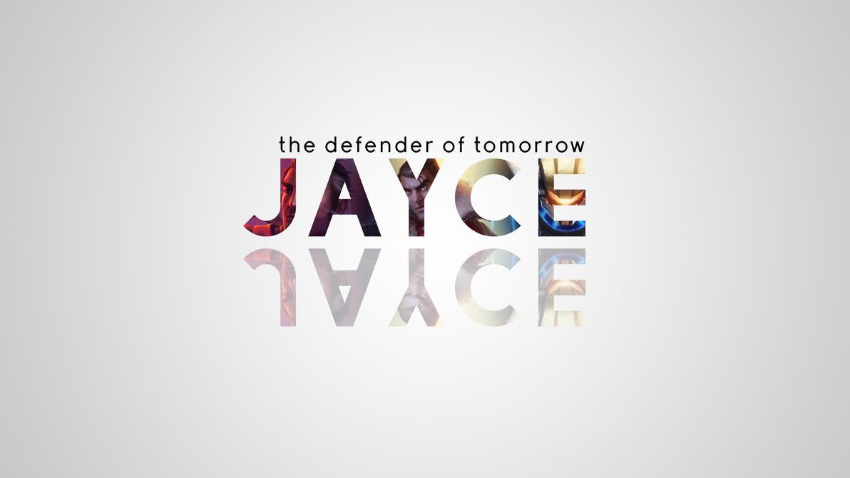 Jayce Wallpaper By LuckySevennn