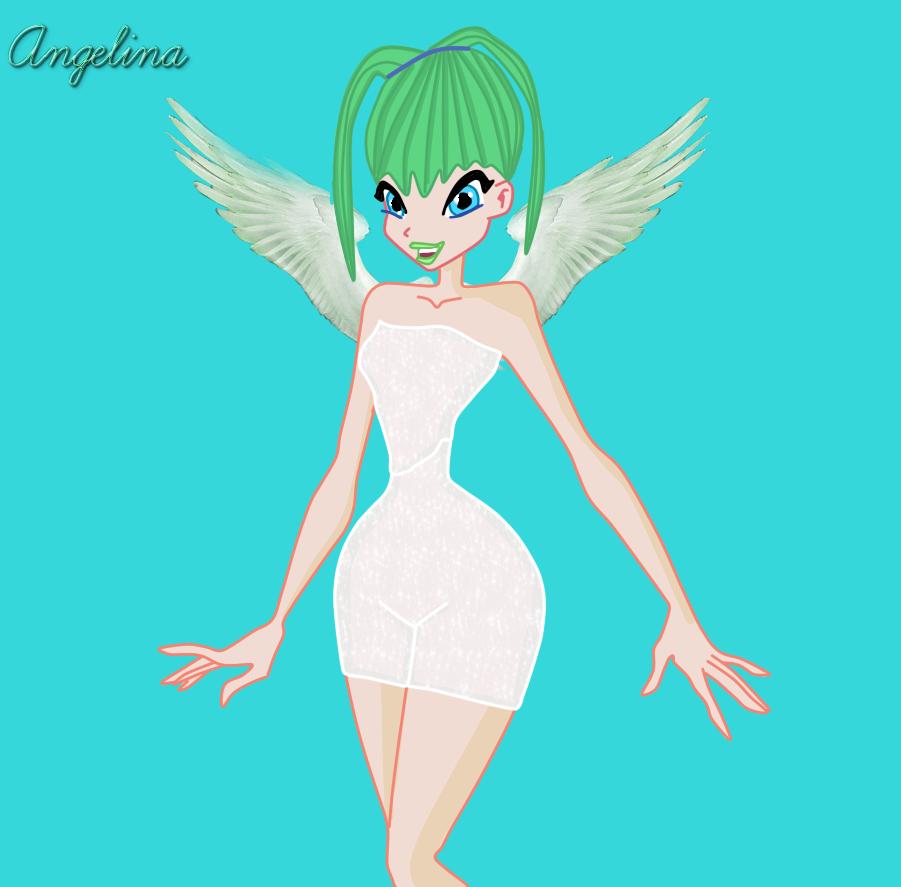 Angelina(Lana) return! by majijehkic11