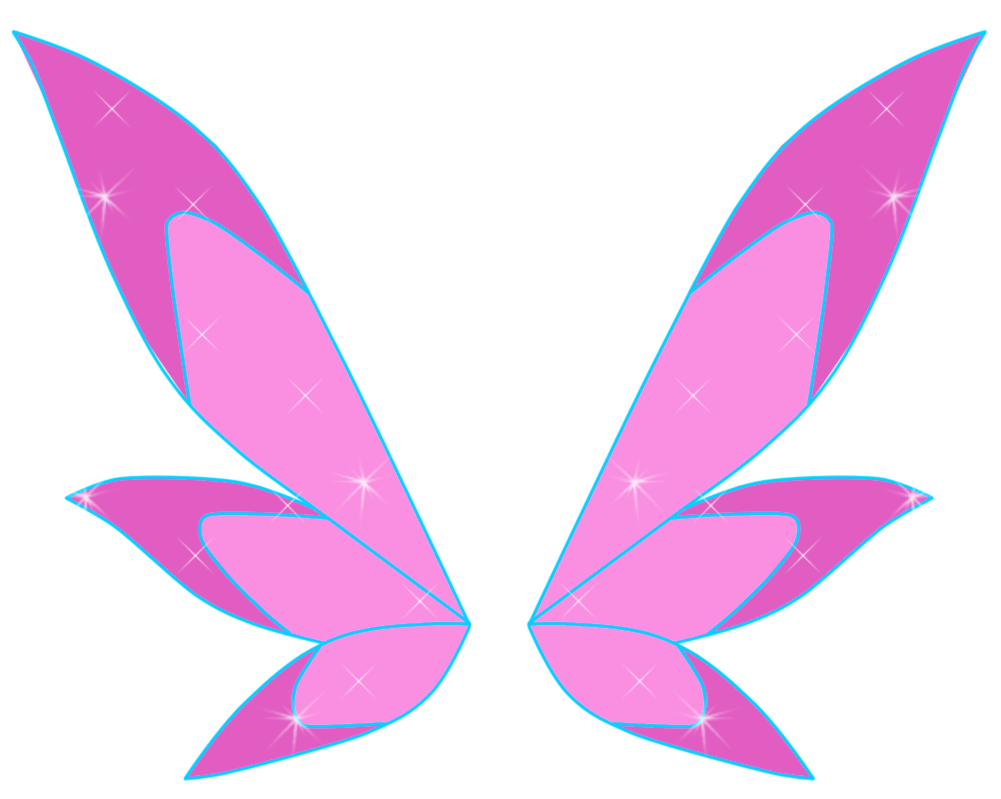 Alyra Magic Transformation wings by majijehkic11