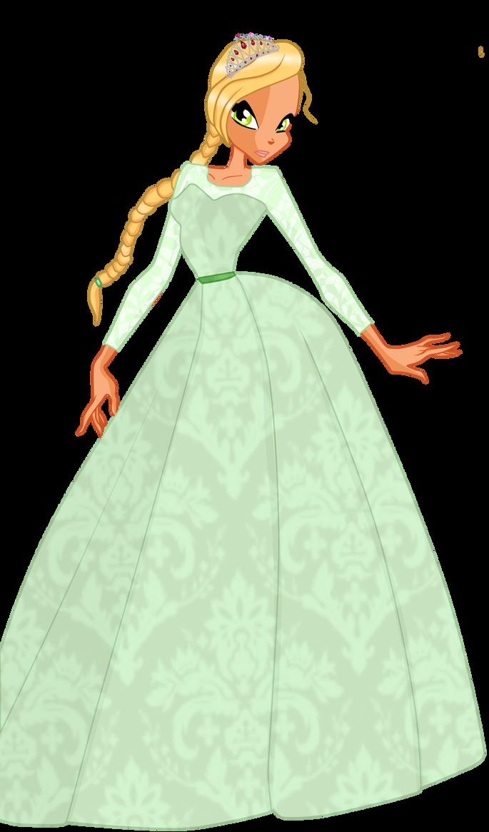 Queen Ostoria of Asterian by majijehkic11