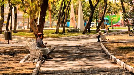 Parque Morelos by sixt0p