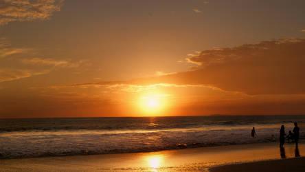 Vallarta sunset by sixt0p