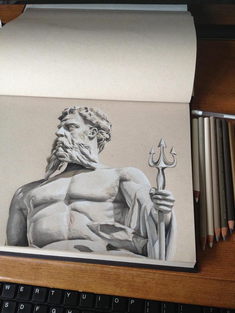 Poseidon by PatrickRyant