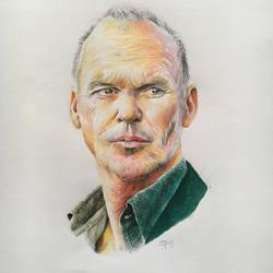 Michael Keaton by PatrickRyant