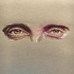 Eyes by PatrickRyant