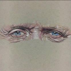 Eyes of Wisdom by PatrickRyant