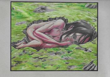 Ymir Titan Punishment by PatrickRyant