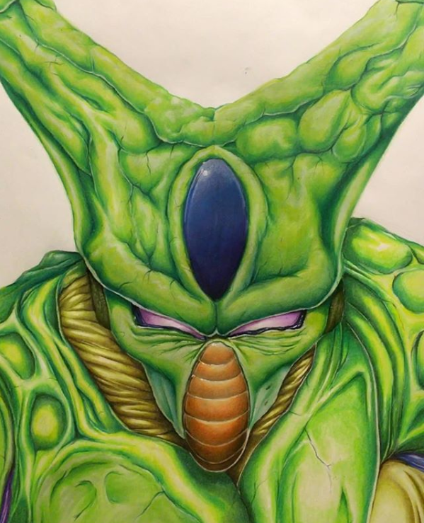 Real Life Cell by PatrickRyant