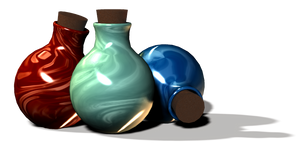 Standard potions by uguardian
