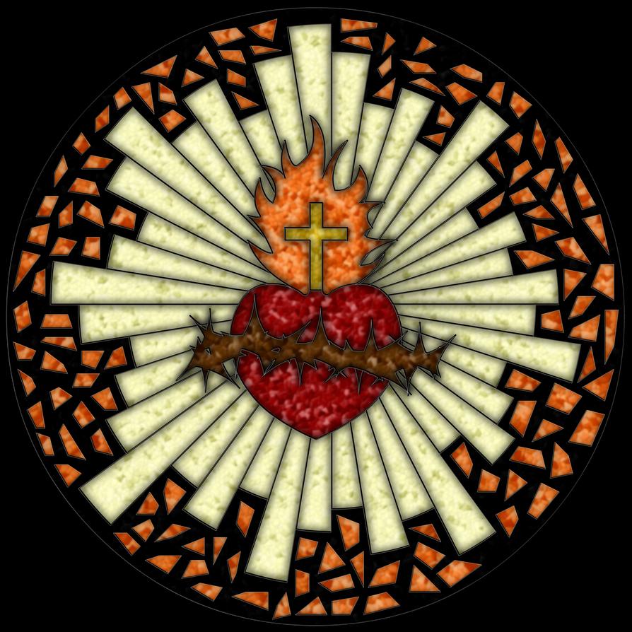 Heart of the Savior by uguardian