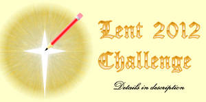 Lent 2012 Challenge