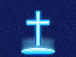 Crystal Cross by uguardian