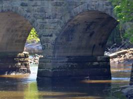 Water under the bridge by uguardian