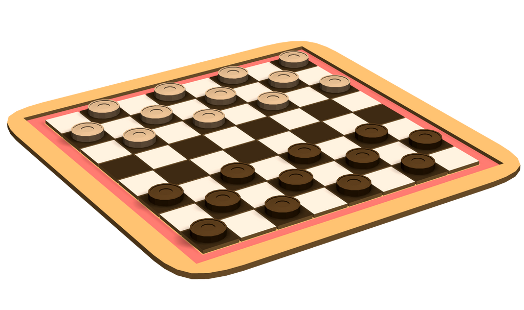 Simplest of board games by uguardian