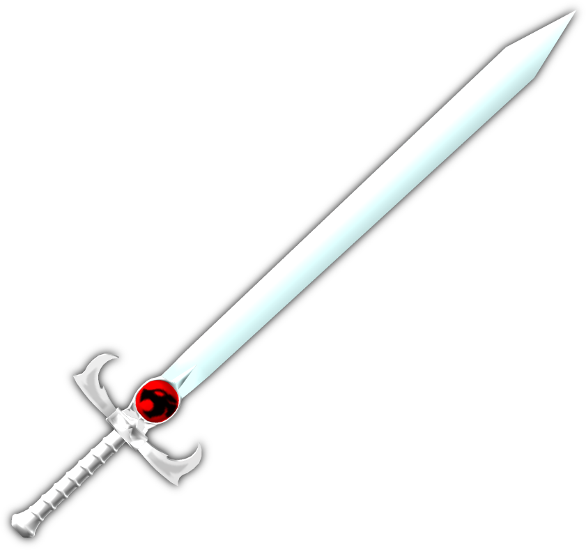 The Sword of Omens by uguardian