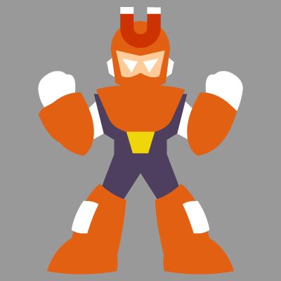 Rocktober #4: Magnet Man by uguardian