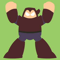 Rocktober #8: Wood Man by uguardian