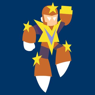 Rocktober #9: Star Man by uguardian
