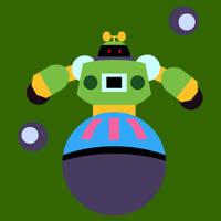 Rocktober #11: Astro Man by uguardian