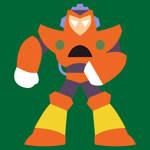 Rocktober #16: Gravity Man by uguardian