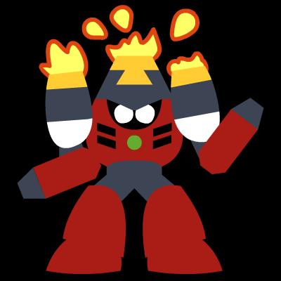 Rocktober #19: Magma Man by uguardian