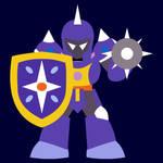 Rocktober #21: Knight Man