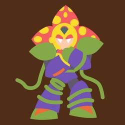 Rocktober #25: Plant Man by uguardian