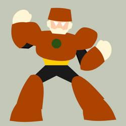 Rocktober #27: Stone Man by uguardian