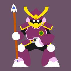 Rocktober #26: Yamato Man by uguardian