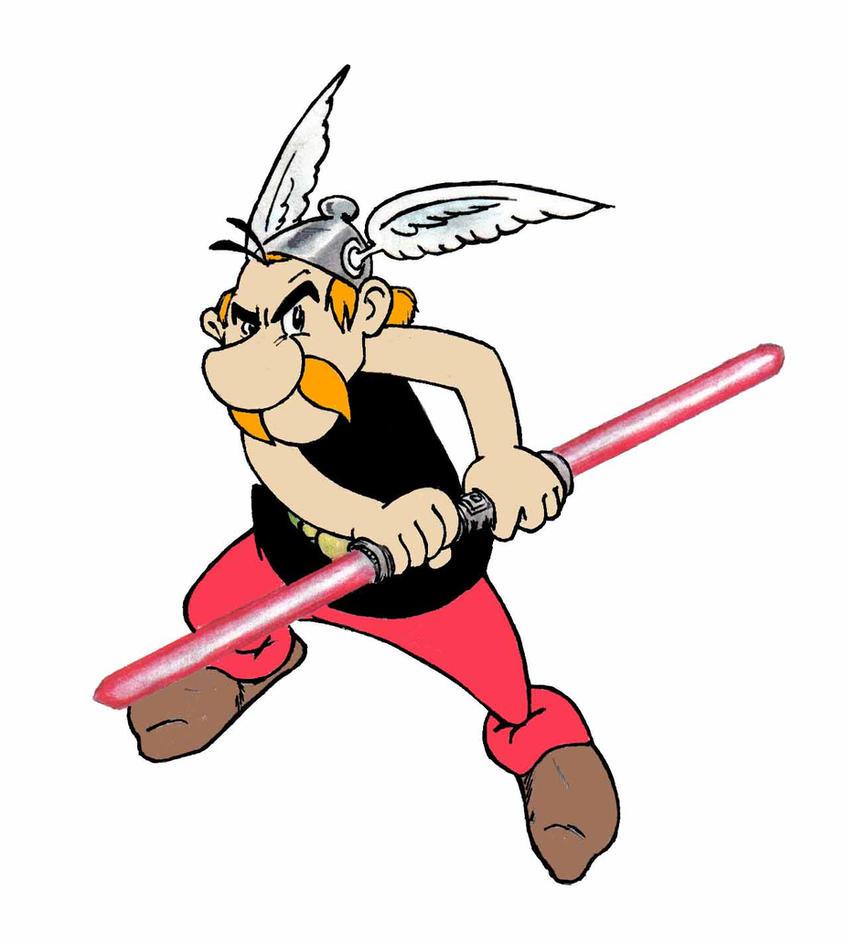 asterix joyn to the dark side by arseus21