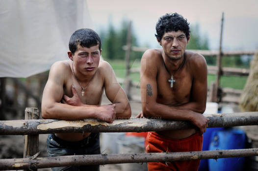 The Gypsy brothers