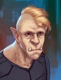 Shadowrun: The Enemy of My Enemy by haffri