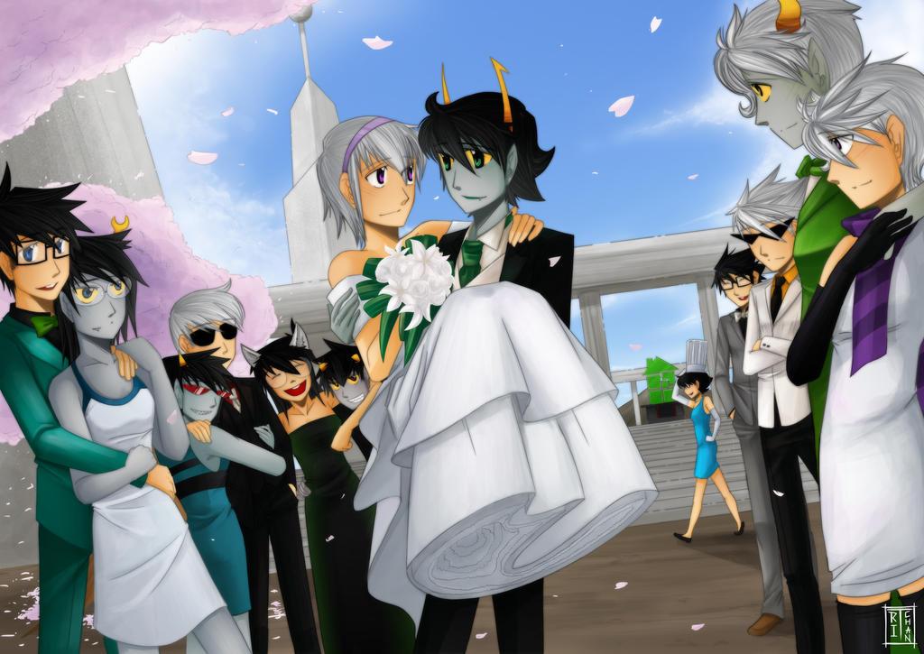 HS: Wedding Day