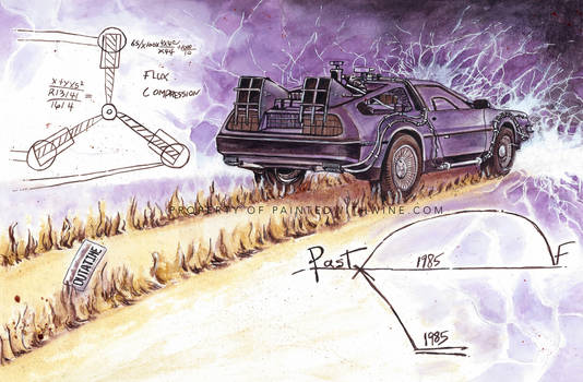 Painted with Wine: Back to the Future