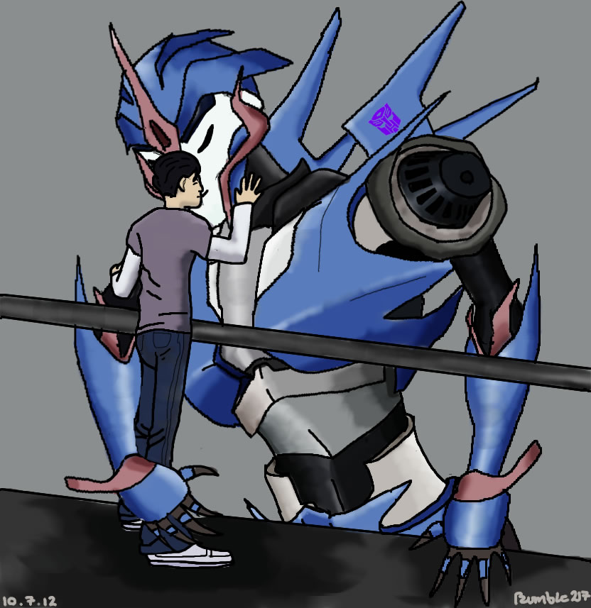 Transformers Prime Arcee And Jack Fanfiction Romance Worlds apart and yet.