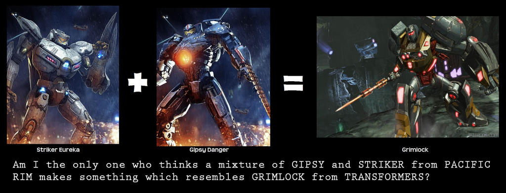 Pacific Grimlock? by Bumble217