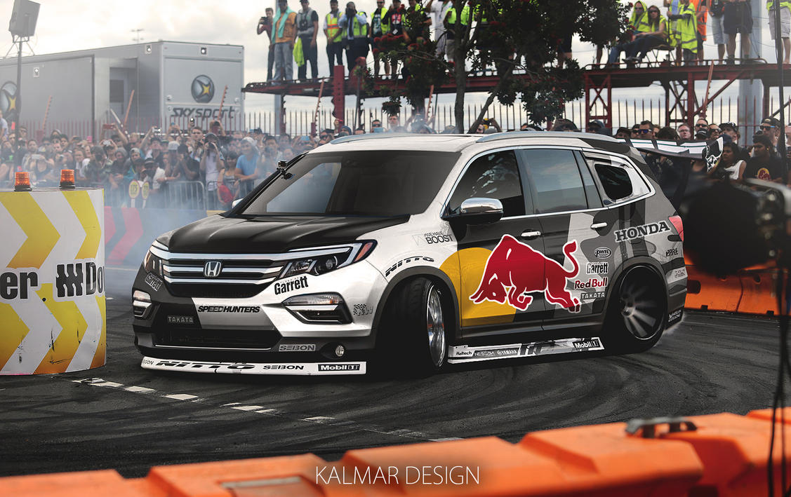 Virtual Tuning Honda Cr V By Kalmardesign On Deviantart