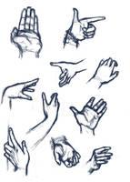 Hands? by shadowzabimaru