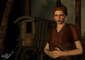 Madam-Esmerelda by Pennes-from-Heaven